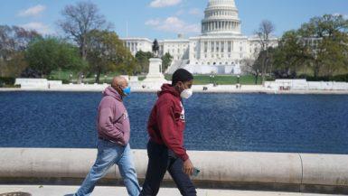 الولايات المتحدة الأمريكية ؛ أمريكا ؛ فيروس كورونا