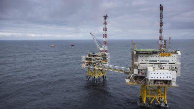 الغاز و النفط