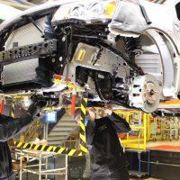 صناعة السيارات الأمريكية