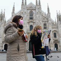 السياحة العالمية ؛ فيروس كورونا ؛ إيطاليا
