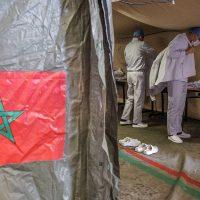 المغرب ؛ فيروس كورونا