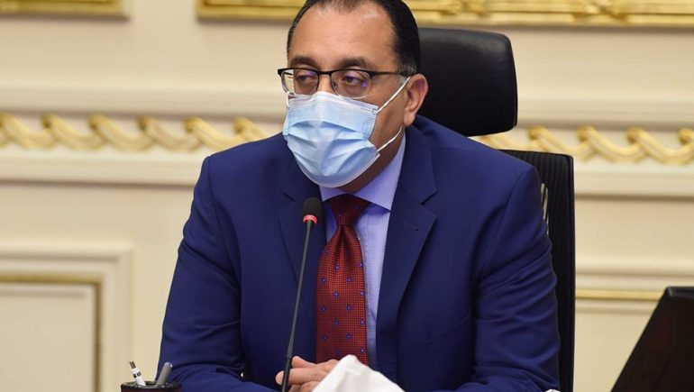 مصطفى مدبولى رئيس مجلس الوزراء
