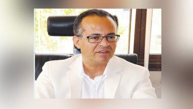 علاء عاقل الرئيس التنفيذي لمجموعة جاز للفنادق