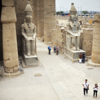 السياحة فى أسوان و الاقصر ؛ الآثار