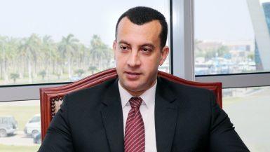 حسام الجمل الرئيس التنفيذي لجهاز تنظيم الاتصالات