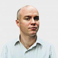 رايمر ريجبى صحافى وكاتب مقالات رأي لدى صحيفة فاينانشيال تايمز