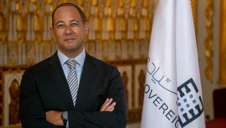 عبدالله الإبياري ؛ صندوق مصر السيادى
