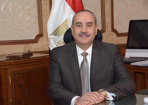 محمد منار وزير الطيران المدنى