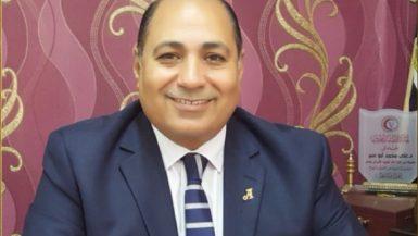 علي أبو عمر مدير عام المحاجر لشرق الدلتا وسيناء ونقيب الاطباء البيطريين في بورسعيد