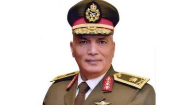 رئيس الهيئة الهندسية للقوات المسلحة اللواء أركان حرب إيهاب الفار