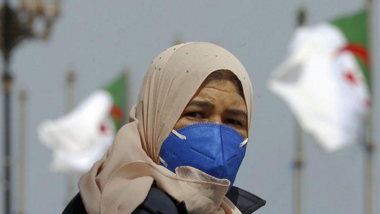 الجزائر ؛ فيروس كورونا