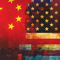 الصين و الولايات المتحدة الأمريكية ؛ الحرب التجارية
