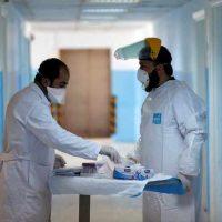 القطاع الصحى ؛ الصحة ؛ فيروس كورونا ؛ المستشفيات