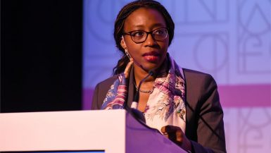 فيرا سونجوى ؛ اللجنة الاقتصادية الأفريقية التابعة للأمم المتحدة