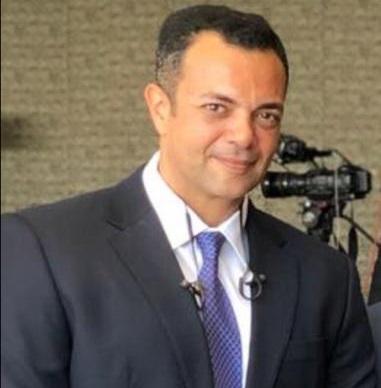 محمد ندير العضو المنتدب لشركة ماجنوم للخدمات الامنية