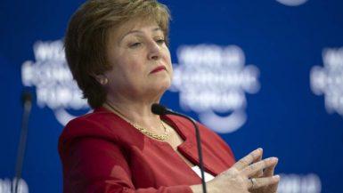 كريستالينا جورجييفا، مدير عام صندوق النقد الدولي