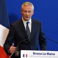 وزير المالية الفرنسي برونو لو مير ؛ فرنسا