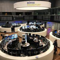 مؤشرات الأسهم الأوروبية