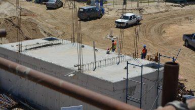 محطة محولات كهرباء مدينة المنصورة الجديدة