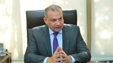خالد صديق المدير التنفيذى لصندوق تطوير العشوائيات