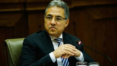أحمد السجينى رئيس لجنة الإدارة المحلية بمجلس النواب