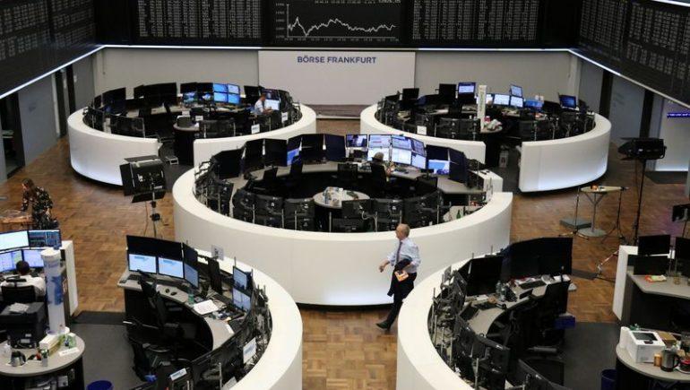 الأسهم الأوروبية ؛ المؤشرات الأوروبية