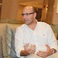 إسلام خاطر مدير المبيعات بشركة دوجا للتطوير العقارى