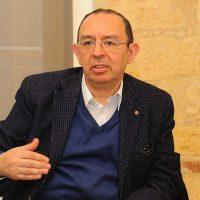 """عمرو حسانين رئيس شركة """"ميريس للتصنيف الإئتماني"""""""