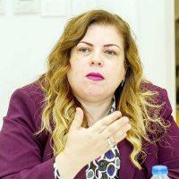 سوزان حمدي مدير عام رئيسى وعضو اللجنة التنقيذية بنك مصر
