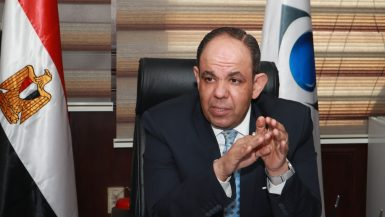 أحمد سمير القائم بأعمال رئيس جهاز حماية المستهلك