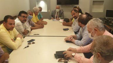 """رئيس جهاز """"الشيخ زايد"""" يجتمع مع سكان المدينة للرد على استفسارات التصالح بمخالفات البناء"""