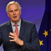كبير مفاوضي الاتحاد الأوروبي لشئون البريكست ميشيل بارنييه