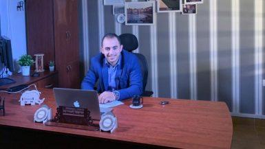 محمد يسرى رئيس مجلس إدارة إشبيليا جروب للمقاولات