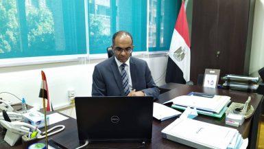 سيد إسماعيل نائب وزير الإسكان