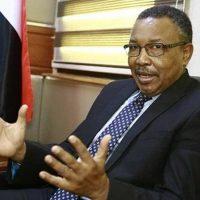 عمر قمر الدين، وزير الخارجية السوداني