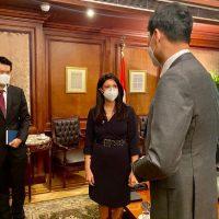 """""""التعاون الدولى"""" تبحث مع """"كوريا الجنوبية"""" التوسع بمشروع الجامعات التكنولوجية"""