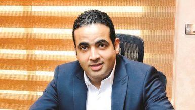 عبدالله كامل رئيس مجلس إدارة شركة ابنى للاستثمار والتطوير العقارى