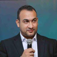 إبراهيم لاشين رئيس مجلس إدارة شركة لافيردى للتطوير العقارى