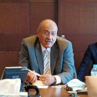 محمود حجازى رئيس مجلس إدارة أرضك للتنمية
