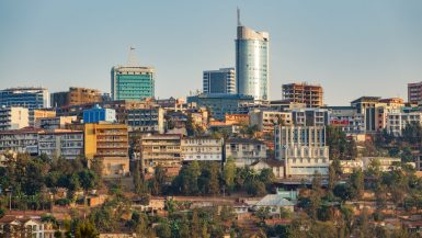 رواندا ؛ الاقتصاد الرواندى
