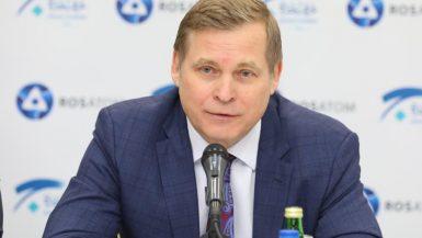 ألكسندر فورونكوف الرئيس التنفيذي لشركة روساتوم الروسية
