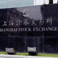 بورصة شنغهاى