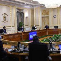 مجلس الوزراء ؛ اللجنة العليا لإدارة أزمة فيروس كورونا