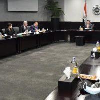 رئيس هيئة الاستثمار يلتقى أعضاء الاتحاد المصرى لجمعيات المستثمرين