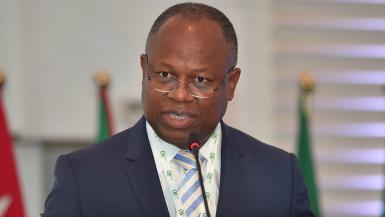 إلاين إيبوبيسى المدير التنفيذى لـAfrica 50