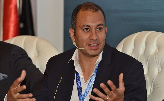 محمد القلا ؛ شركة القاهرة للاستثمار والتنمية العقارية