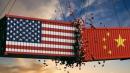 الصين وامريكا