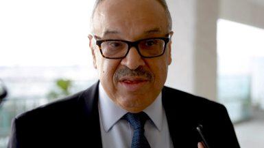 شكيب أبوزيد، الأمين العام للإتحاد العام العربي للتأمين