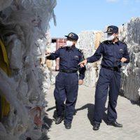 الصين ؛ النفايات الصلبة ؛ المخلفات