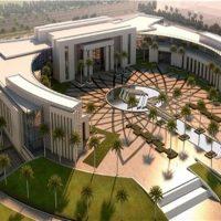 الحى الحكومى فى العاصمة الإدارية الجديدة